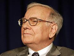 What does Warren Buffett think?