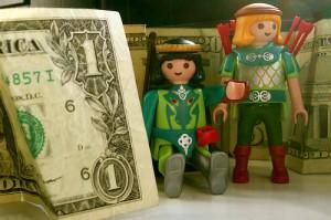 stashing your cash
